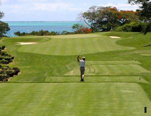 Campos de golf con vistas al mar